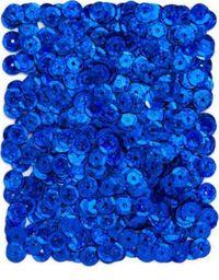 Akson Cekiny okrągłe opalizujące 15 g ciemny niebieski uniw
