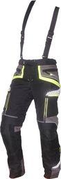 Spark Męskie spodnie motocyklowe Spark Roadrunner Kolor Czarny, Rozmiar 6XL