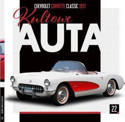 Kultowe Auta T.22 Chevrolet Corvette Classic 1957