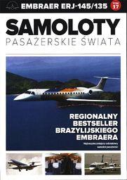 Samoloty pasażerskie świata T.17 Embraer 145/135
