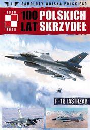 Samoloty Wojska Polskiego T.1 F-16 Jastrząb