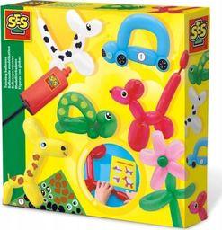 SES Kreatywna zabawa - Balonikowe zwierzątka
