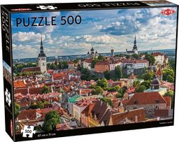 Tactic Puzzle 500 Toompea Tallinn