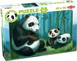 Tactic Puzzle Panda Stars C 56 elementów