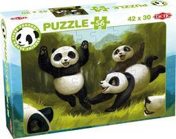 Tactic Puzzle Panda Stars A 56 elementów