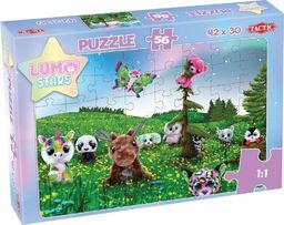 Tactic Puzzle Lumo Stars Summer 56 elementów