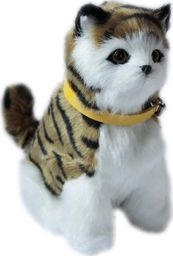 Askato Interaktywny kotek brązowy
