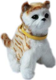 Askato Interaktywny kotek biały