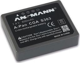 Akumulator Ansmann Akumulator Li-Ion Ansmann A-Pan CGA S303