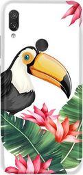 CaseGadget Nakładka do Xiaomi Redmi 7 tukan i liście