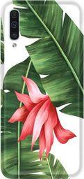 CaseGadget Nakładka do Samsung Galaxy A50 Paproć i kwiat
