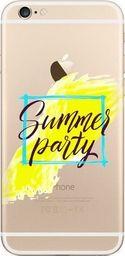 CaseGadget Nakładka do Apple iPhone 6/6s summer party