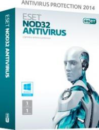 AAD Productions Eset NOD32 Antivirus 1 Device 180 Days | Official website | WORLDWIDE |