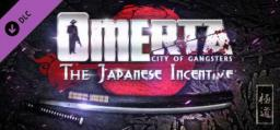 Omerta - City of Gangsters: The Japanese Incentive DLC
