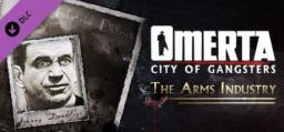 Omerta - City of Gangsters: The Arms Industry DLC | Steam | WORLDWIDE | MULTILANGUAGE