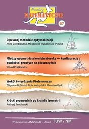Miniatury matematyczne 67