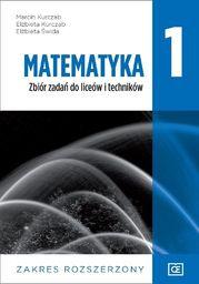 Matematyka LO 1 Zbiór zadań ZR NPP w.2019