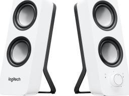 Głośniki komputerowe Logitech Z200 White (980-000811)