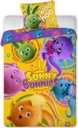 Vaikiškas patalynės komplektas Sunny Bunnies, 2 dalių