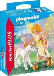 Playmobil Special Plus Słoneczna wróżka z małym jednorożcem (9438)