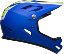 BELL Kask full face Sanction agility matte blue green r. S (52–54 cm) (BEL-7100148)