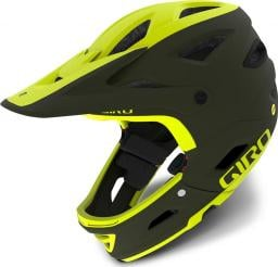 BELL Kask full face Switchblade Integrated Mips Matte Citron Olive r. M (55-59 cm)