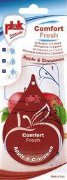 ATAS Zapach samochodowy Plak Comfort Fresh - zawieszka Apple & Cynamon uniwersalny