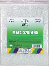 BOLL Boll mata szklana włókno do żywicy 150g/m 0,5m uniwersalny