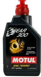 Motul Olej przekładniowy Motul Gear 300 75W/90 1L  uniwersalny