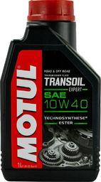 Motul Olej przekładniowy Motul Transoil 10W/40 1L uniwersalny