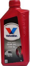 Valvoline Olej przekładniowy Valvoline Heavy Duty Gear Oil 75W/80 1L uniwersalny
