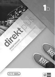 Direkt plus 1B Zeszyt ćwiczeń + CD LEKTORKLETT