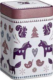 Eigenart Puszka na herbatę 100 g Eigenart Zimowe zapasy różowa EA-3663522