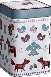 Eigenart Puszka na herbatę 100 g Eigenart Zimowe zapasy niebieska EA-3662812
