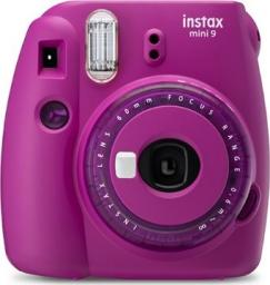 Aparat cyfrowy Fujifilm Instax Mini 9 fioletowy (16632922)