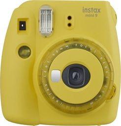 Aparat cyfrowy Fujifilm Instax Mini 9 żółty (16632960)