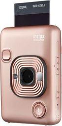 Aparat cyfrowy Fujifilm Instax Mini LiPlay różowe złoto