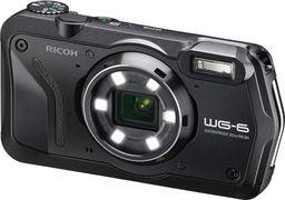 Aparat cyfrowy Ricoh Ricoh WG-6 black