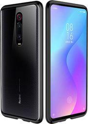 Etui Magnetyczne Front+Back Xiaomi Mi 9T - Black uniwersalny