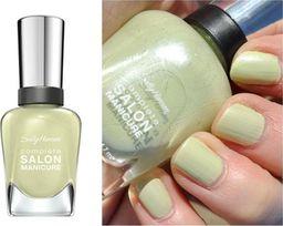 Sally Hansen Sally Hansen Lakier Salon Complete Manicure Mint Condition Nr 822 uniwersalny