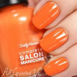 Sally Hansen Sally Hansen Lakier Salon Complete Manicure Desert Poppy Nr 854 uniwersalny