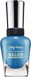 Sally Hansen Sally Hansen Lakier Salon Complete Calypso Blue nr 440 uniwersalny