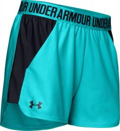 Under Armour Spodenki damskie Play Up Short 2.0 Royal/ Academy r. L