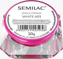 Semilac Semilac Akry Pyłek Akrylowy White 693 uniwersalny
