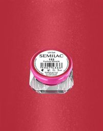 Semilac Semilac Kolorowy Lakier Żelowy 152 Fuchsia Miracle 5ml uniwersalny