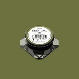 Semilac Semilac Kolorowy lakier żelowy 150 Hunter Queen 5ml uniwersalny