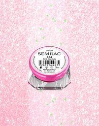 Semilac Żel do paznokci UV Gel 164 Pink Crystals 5ml
