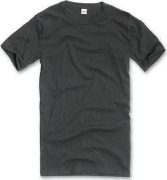 Brandit Brandit Koszulka T-Shirt BW Czarna 4