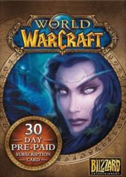 World of Warcraft 30 days Prepaid EU