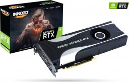 Karta graficzna Inno3D GeForce RTX 2070 SUPER Jet X1 8GB GDDR6 (N207S1-08D6-1180651)